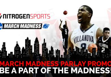 March Madness Parlay Promo at Nitrogen Sports