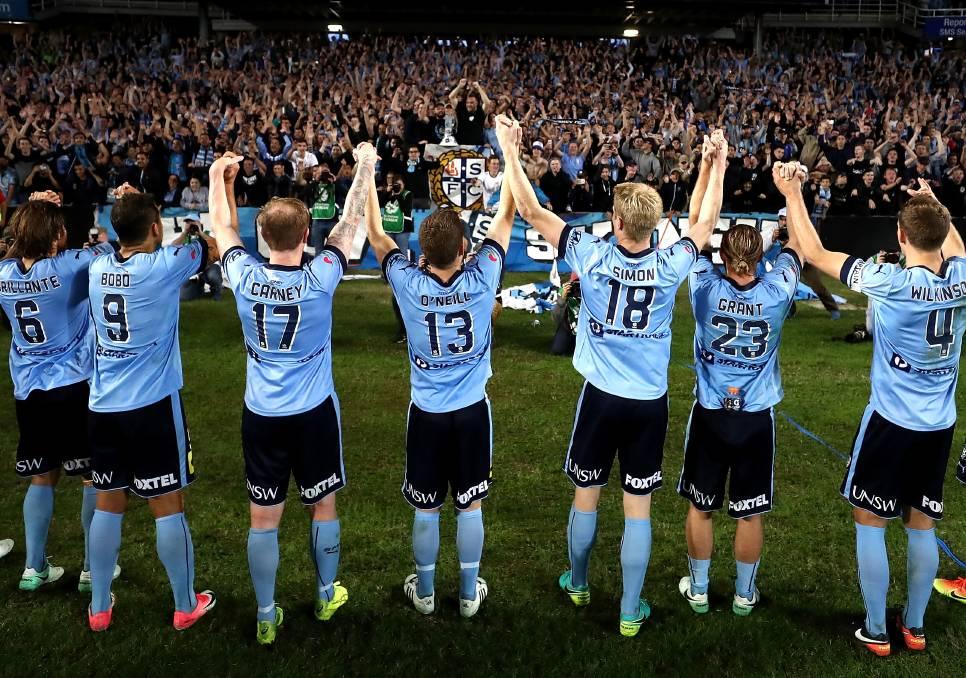 AFC Champions League Kashima Antlers vs Sydney FC ...