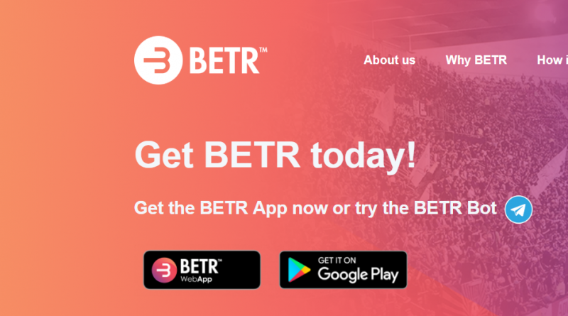 Better Betting BETR Review