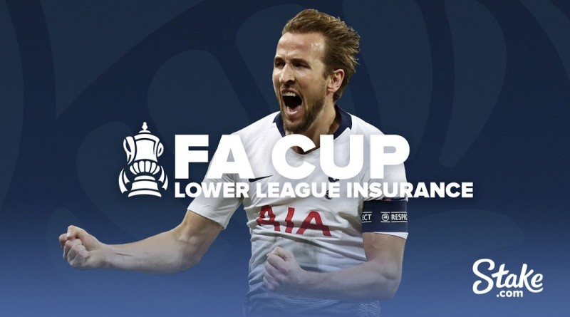 FA Cup promotion at Stake.com – up to $50 refund on your bet!